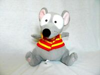 """Toopy and Binoo 8"""" plush Stuffed TOOPY Mouse Doll"""