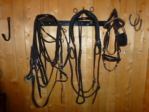 Leather Driving Harness