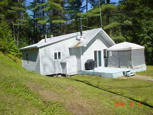 Cottage on the Black River Waltham Quebec new price