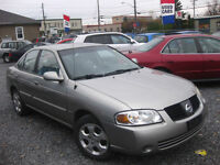 05 SENTRA,AUTO,AC,GAS SAVER 136KM,SAFETY+WRTY3995, LEASE TO OWN