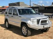 2010 Jeep Cherokee KK MY11 Limited Silver 5 Speed Sports Automatic Wagon Mile End South West Torrens Area Preview