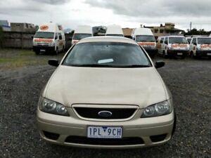 2005 FORD FALCON WAGON Parramatta Park Cairns City Preview