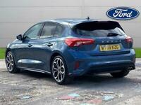 2019 Ford Focus 1.0 Ecoboost 125 St-Line X 5Dr Hatchback Petrol Manual