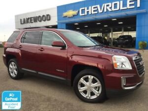 2016 GMC Terrain SLE (AWD, Back Up Camera, Tinted Windows)