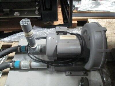 Max-Air GPI-64-VM AWT Quiet Brushless Vacuum Motor w/ GPI-64-VRV Relief Valve