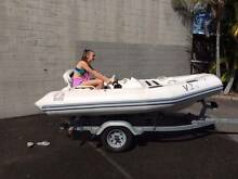 JET-BOAT RIB Southport Gold Coast City Preview