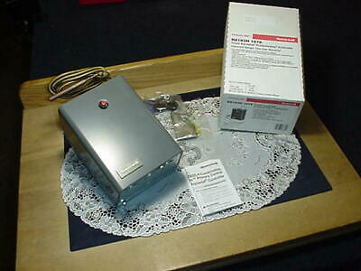 Honeywell R8182h 1070 Triple Aquastat Protectorelay Controller Intermittent Ign