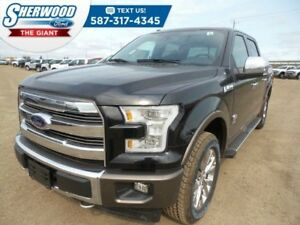 2017 Ford F-150 King Ranch w/ Technology Package, MaxTow Package