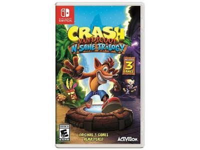 Crash Bandicoot N. Sane Trilogy - Nintendo Switch
