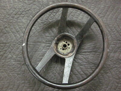 Original 73 CAMARO Steering Wheel Black CHEVELLE NOVA IMPALA CUTLASS 73 75 76