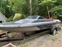 1978 Baja TC-19 19' Runabout & Trailer - North Carolina