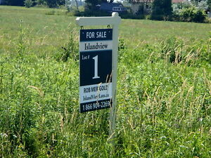 115' x 290' Estate Lot at Lake Erie, Dunnville with Water Access