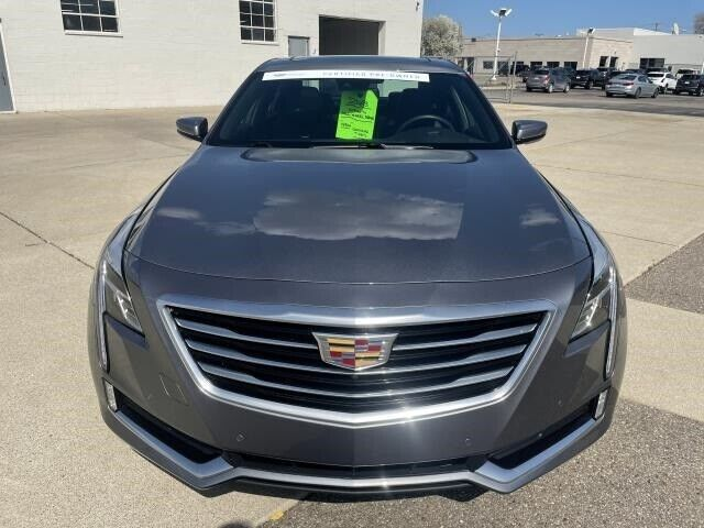 Satin Steel Metallic Cadillac CT6 with 43154 Miles available now!