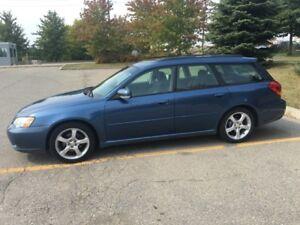 2007 Subaru Legacy 2.5i w/Touring Pkg