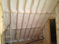 Affordable Foam Insulation | Low $$$ | FREE QUOTE | 587-887-1407