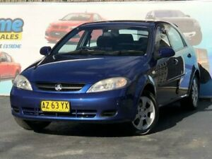 2008 Holden Viva JF MY08 Automatic Hatchback Campbelltown Campbelltown Area Preview