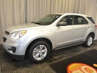 2014 Chevrolet Equinox LS All-wheel Drive Sport Utility / leathe