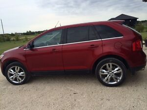 Ford Edge 2013 leather/awd/fully loaded