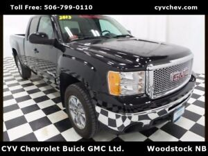2013 GMC Sierra 1500 SLT Ext Cab - Navigation, Bose, Rear Camera
