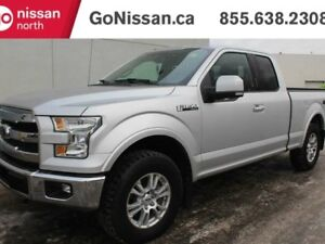 2015 Ford F-150 Lariat 4x4 SuperCab 6.5 ft. box 145 in. WB