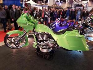 Motorcycle PAINTING - PEINTURE motos