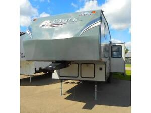 2012 EAGLE S/L 275 BHS - FIFTH WHEEL - BUNKS!! - OUTDOOR KITCHEN