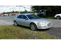 2006 Chrysler Berline Sebring Touring