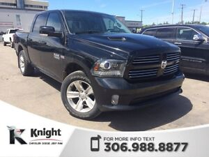 2014 Ram 1500 Sport *Sunroof-Brake Control-Loaded*