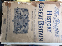 The Peoples History of Great Britain (magazines dated 1895 !