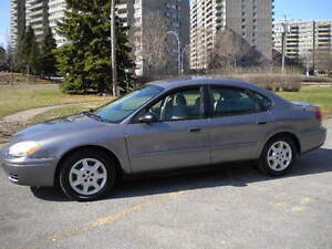 2007 Ford Taurus SE Sedan  ( PRIVATLY OWNED )