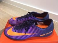 Nike Mercurial X Astro Turf , Victory VI TF, men size 43 EUR, 27.5cm, UK 8.5