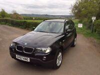 BMW X3 2.0d AUTO (FSH)