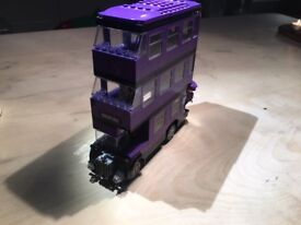 LEGO Harry Potter Bus-with all accessories