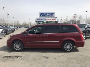 2016 Chrysler Town & Country 4dr Wgn Touring-L Anniversary Editi