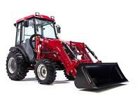 New 2015 TYM Yanmar 354 (35HP) Hydrostatic Tractor w/Deluxe Cab