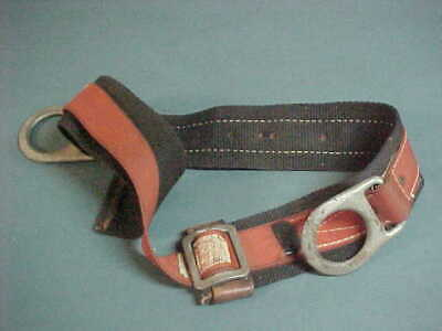 Klein Tools Lineman Safety Belt Size Small Model 5447 Preowned