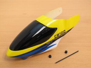 Walkera HM-CB100-Z-16 Canopy fits CB100 V100D01 4#3B 4#3A Novus FP -USA