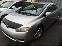 2006 Honda Civic LX-CERTIFIED & E TESTED- WE FINANCE City of Toronto Toronto (GTA) Preview