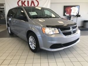 2016 Dodge Grand Caravan SXT Premium Plus, DVD, Stow n go, Power