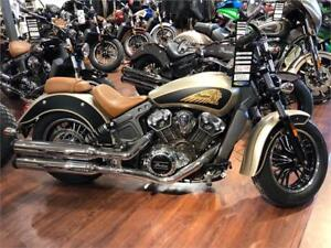 2018 Indian Scout ABS ICON SERIES