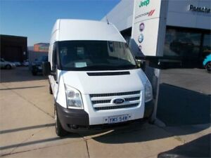 2013 Ford Transit VM MY12 Update High (LWB) White 6 Speed Manual Van