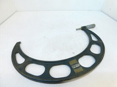 Used Starrett Outside Micrometer 10 - 11 No. 436