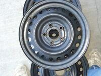 PRICE REDUCTION    15 inch 5 stud rims