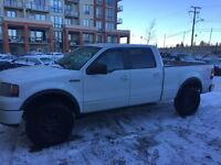 2007 Ford F-150 FX4 4x4 SuperCrew Cab Styleside 5.5 ft. box 139