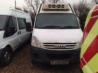 Iveco Daily 35 S 12 Fridge/Freezer Van Euro 4