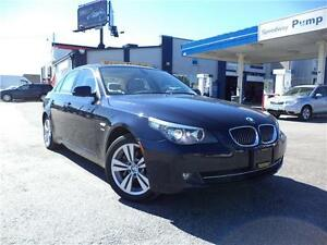 2010 BMW 5 Series 528i xDrive NO ACCIDENTS, LOCAL 416-742-5464