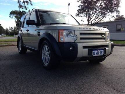 2008 Land Rover Discovery 3 SE *LOW KMs Kenwick Gosnells Area Preview