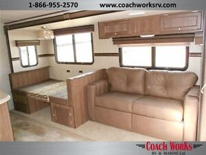 2015 Solaire 263 RBDSK Travel Trailer for Sale Call Mike Edmonton Edmonton Area image 6