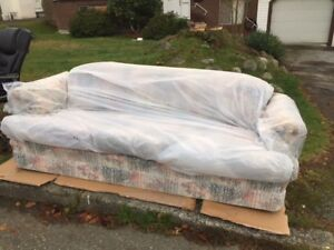 Free couch, convertible coffee table