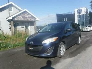 2012 Mazda5 148km, 6PASS, 4CYL, 6SPEEDS ,CERTIFIED+SAFETY $6690